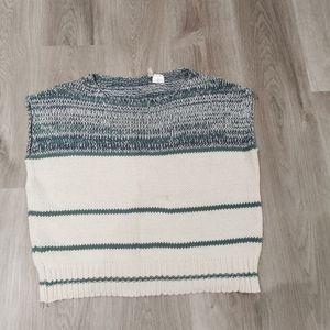 New Anthropologie Moth sleeveless knit sweater